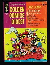Golden Comics Digest #10 ~ 1970 Gold Key Bugs Bunny ~ (VF) WH