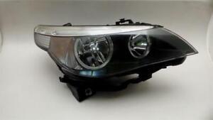 2007 BMW 5 Series 2004 To 2007 Estate O/S Drivers Side Headlamp Headlight RH