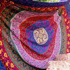 Queen Star Mandala Hippie Tapestry Indian Wall Hanging Boho Bedspread Ethnic Art