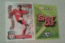 SHOOT OUT CARD 2003/04 (03/04) - Green Back -Liverpool - Dietmar Hamann