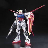 Bandai model kit Gundam RG Real Grade Aile Strike 1/144 NUOVO