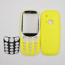 Classia Housing cover bezel case keypad for Nokia 3310 2017 version Replacement