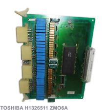 TOSHIBA PCB AC100V OUTPUT H1326511 ZMO6A