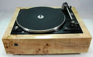 Chassis for DUAL turntables, DUAL CS 701,601,510,505 and others , poplar burl