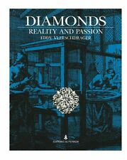 Brand new Diamonds Reality and Passion gemology book by Eddy Vleeschdrager