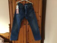 Levi's 501 Jeans Denim con orillo Cono Mills 30/30 BNWT