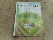 MAY 5 1986 vintage NEW YORKER magazine - ARTIST ART DIRECTIONS