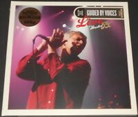 GUIDED BY VOICES live from austin tx USA 2-LP new sealed 180 GRAM VINYL gatefold