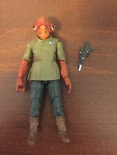 """Star Wars The Black Series Admiral Ackbar 6"""" Action Figure Toys R Us Exclusive"""