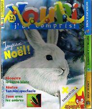 Revue YOUPI 255 Théâtre Lièvre blanc   magazine documentaire enfant 5 / 8 ans
