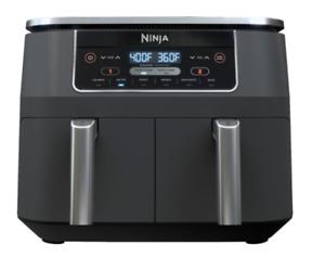 Ninja Foodi DZ201 6-in-1 8-qt. 2-Basket Air Fryer with DualZone Technology (NEW)