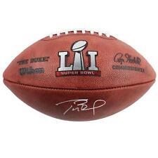 Tom Brady New England Patriots Signed Super Bowl 51 Duke Football TRISTAR