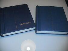 Sammlung DDR 1960-1980 ** komplett postfrisch in 2 Leuchtturm-SF Bindern (213)
