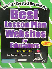 Best Lesson Plan Websites for Educators TEACHERS WITH CD ROM   NEW! 500 SITES