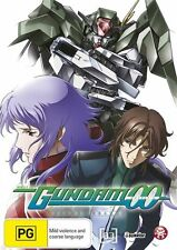 Mobile Suit Gundam 00 : Season 2 : Vol 3 (DVD, 2010) New  Region 4