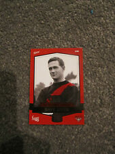 2013 ESSENDON BOMBERS 140 YEAR LIMITED DAVE SMITH PREMIERSHIP CAPTAIN CARD 098