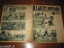 IL CALCIO ILLUSTRATO 1947/41=INTER SAMPDORIA 4-1=NAPOLI LAZIO=
