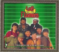 Los Flamers CD NEW Tesoros De Coleccion BOX SET Con 3 CD's 20 Canciones !