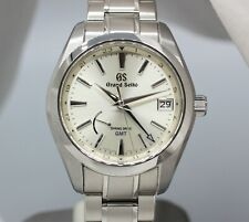 ✫GRAND SEIKO✫ SBGE205 Champagne Dial GMT 100% Complete with warranty