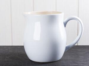 IB Laursen MYNTE Kanne 2,5 Liter Weiß Keramik Geschirr PURE WHITE Krug Karaffe