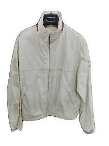 Murphy&nye giubbotto giaccone giacca jacket  jake uomo men bianco estivo tg XL