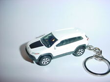 HOT 3D JEEP CHEROKEE TRAILHAWK CUSTOM KEYCHAIN keyring key 4x4 offroad 2014 14