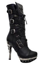 New Rock Spain M.PUNK001 Black Size 38