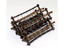4Ground: Barbed Wire Barricades / Barricata con Filo Spinato 28mm Scale, New!