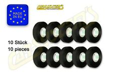 10x Certoplast Gewebeband - 250m Typ 525 SE 19mm x 25m Adhesive Fabric Tape MwSt