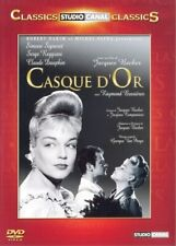 Casque d'Or (Simone Signoret, Serge Reggiani) - DVD