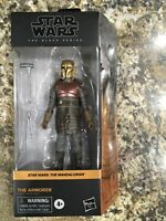 "STAR WARS BLACK SERIES 6"" THE MANDALORIAN THE ARMORER 04 NEW IN HAND"