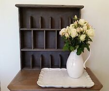 Vintage Style French Country Pigeon Hole Storage Unit - BRAND NEW