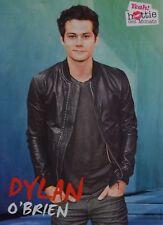 DYLAN O´BRIEN - A4 Poster (ca 21 x 28 cm) - Teen Wolf Clippings Fan Sammlung NEU