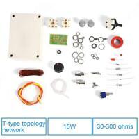 1-30 Mhz Manual Antenna Tuner Kit for HAM RADIO QRP DIY Kit LED Display Tuning