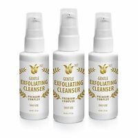Face Wash - Gentle Exfoliating Cleanser 60ml - Green Tea Facial Moisturizer 3B