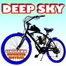 "Deep Sky 50 80Cc Gas Motor Motorized Engine & 26"" Bike Bicycle Moped Scooter Kit"