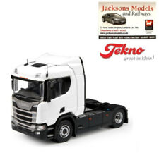 Tekno Contemporary Manufacture Diecast Commercial Vehicles