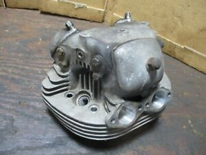 NORTON COMMANDO 750 BIRCO CYLINDER HEAD