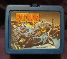 Batman Lunchbox 1991 DC Comics Superhero Gotham City