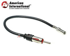 Car Stereo CD Player Radio Replacement Install Installation Antenna Adapter