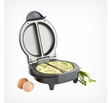 Electric Copper Omelette Pan Chef The Kitchen Non-stick Omlette Maker Sandwich