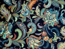 Swavelle / Mill Creek Maylie Cliffside Fiesta Linen Blend Drapery Fabric