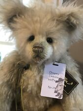 """Dempsey Mohair Teddy Bear by Charlie Bears - 20"""" SJ5579"""