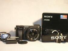 Nuovo di zecca-Sony Alpha 4K 24.2MP a6300 macchina fotografica con PZ 16-50mm F3.5-5.6 OSS-Mount Lens E