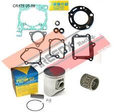 Honda CR125 CR 125 05-07 Mitaka Rénovation Embout Haut Kit Incluant Piston &