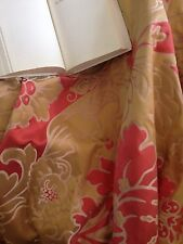 Clarence House FABRIC 12Y TRADITIONAL THICK SILK Damask Jacquard FORMAL!