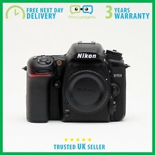 New Nikon D7500 20.9MP DX 4K 8 fps CMOS DSLR - 3 Year Warranty