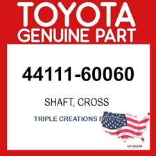 TOYOTA GENUINE 4411160060 SHAFT, CROSS 44111-60060