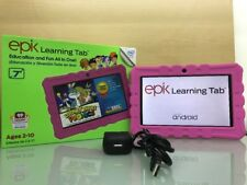 """Epik High Q 7"""" Learning Tablet w/ 16GB Memory & Built in WiFi - Pink, (A1)"""