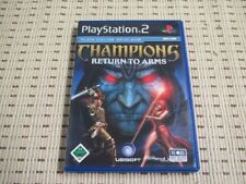 Champions Return to Arms für Playstation 2 PS2 PS 2 *OVP*